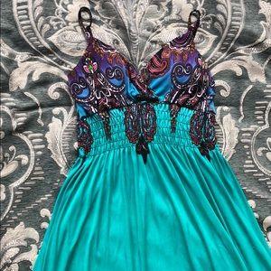 Dresses & Skirts - Maxi dress size small/medium